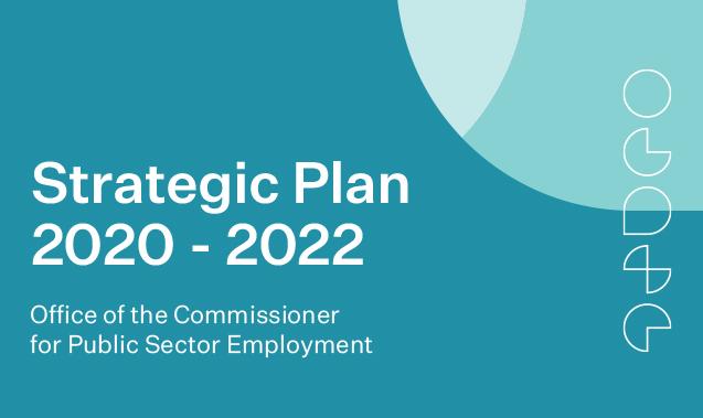 Strategic Plan 2020-22